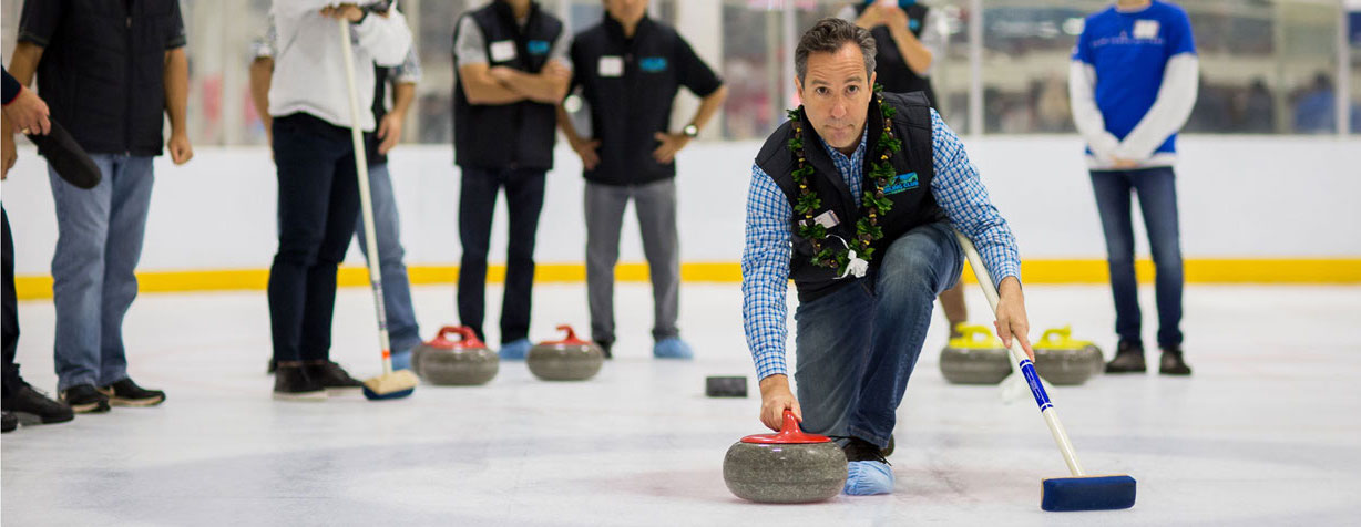 Hawaii Curling ClubFundraiser - Hosted By American Savings BankProud Supporter of USA Curling and Team USA