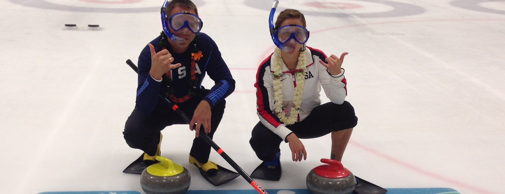 Curling with Aloha - Hosted By American Savings BankProud Supporter of USA Curling and Team USA