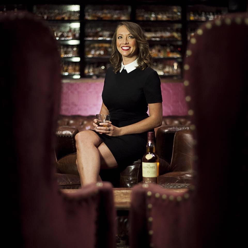 Jenna Murray Single Malt Brand Ambassador