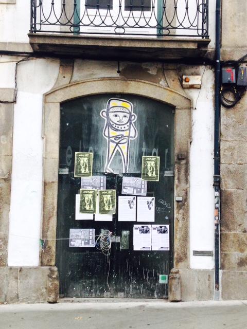 Great street imagery. Porto