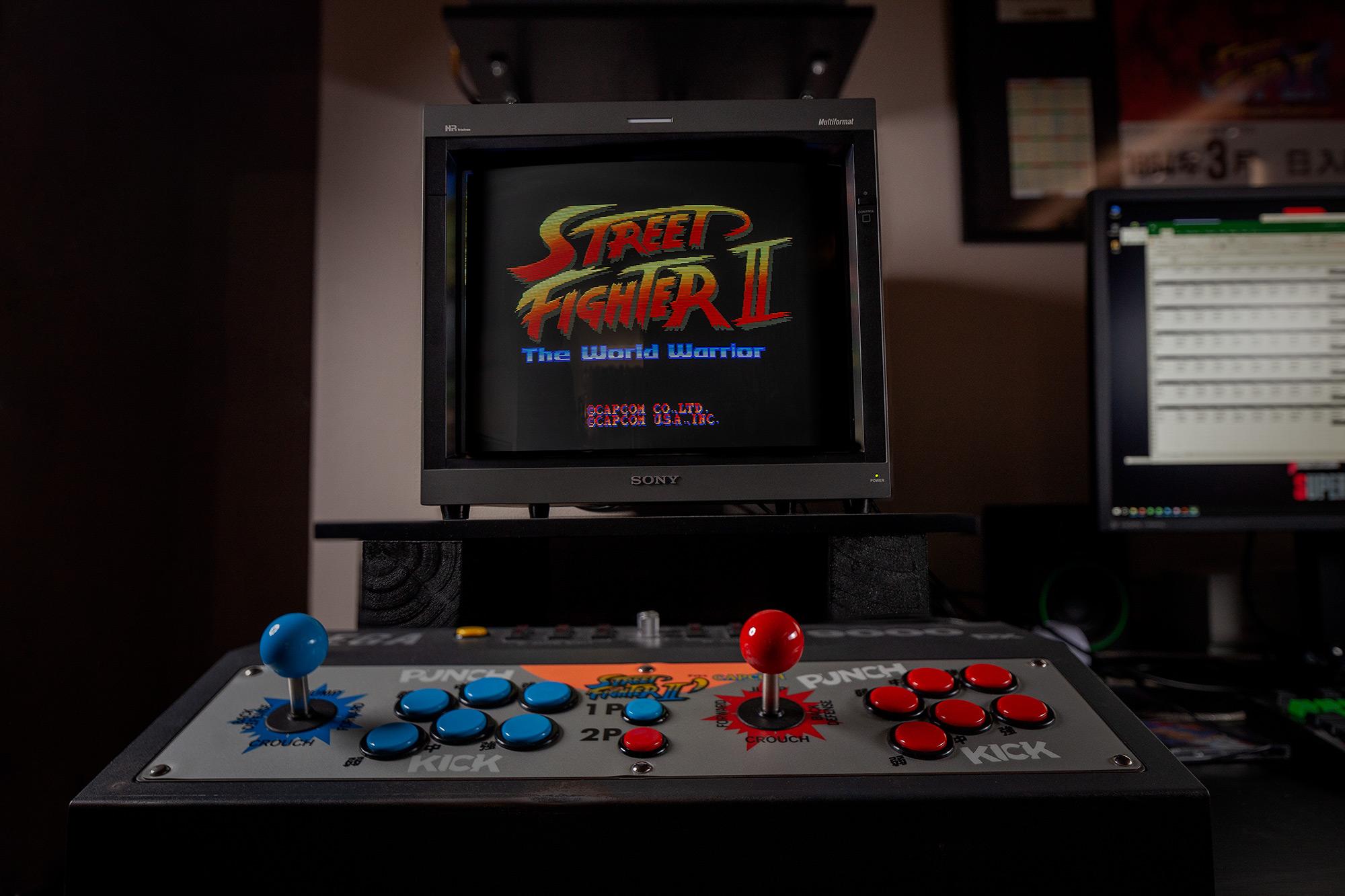 Evan Weston Twin Galaxies Street Fighter 2 Arcade World Champion