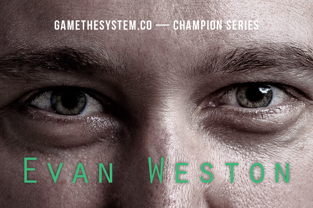 Click on the image or here to go to the Champion Series feature