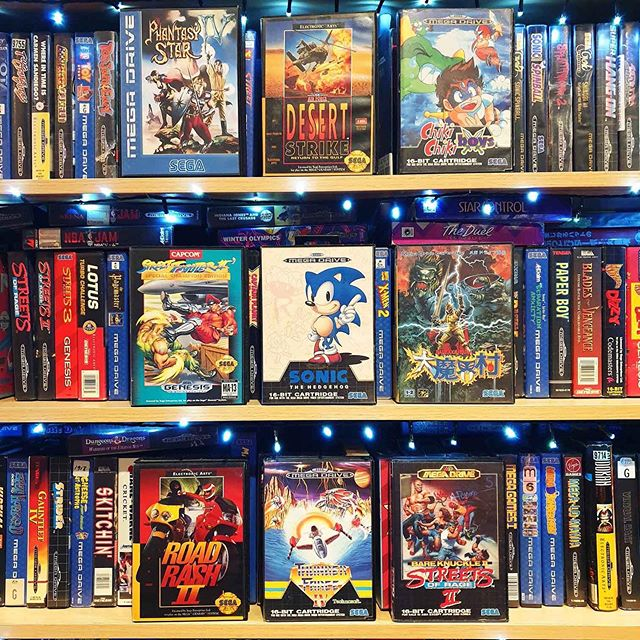 In just 24 hours Marc, Matt, John and Benn will decide the best Sega Mega Drive game of all time! Our 9 nominations are in, and you can vote too - just comment below! Winners announced on the podcast or listen live on our Discord - gamethesystem.co/discord