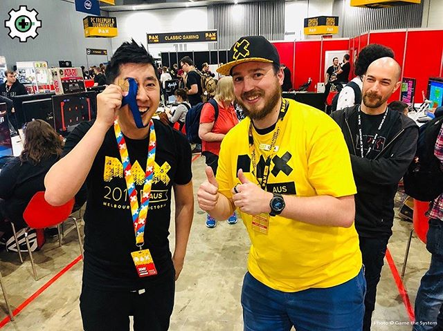 Podcast Ep57 - It's the Post PAX Podcast! We are joined by special guest Mat aka KapinKong fresh from the trip down south to Melbourne for PAX Australia 2019! iTunes, Stitcher, and Google gamethesystem.co/podcast #retro #podcast #retrogaming #retrogames #retrogamer @paxaus