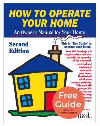 Free Home Owners Guide with Inspection (written by Tom Feiza)