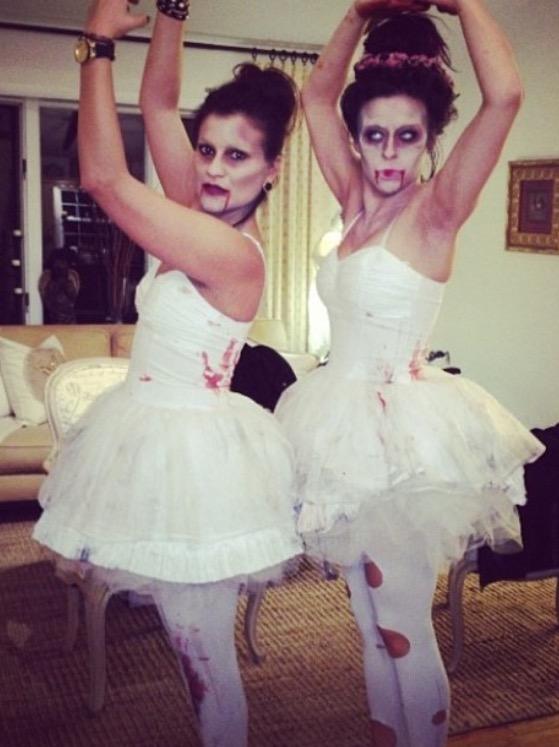 Zombie Ballerinas-Prosthetics Application