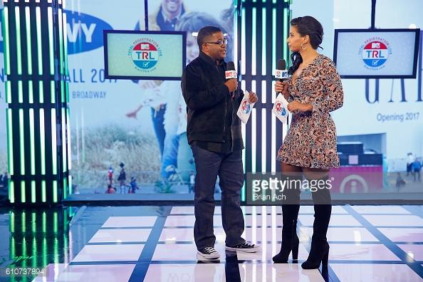 Jamil Smith, MTV TRL