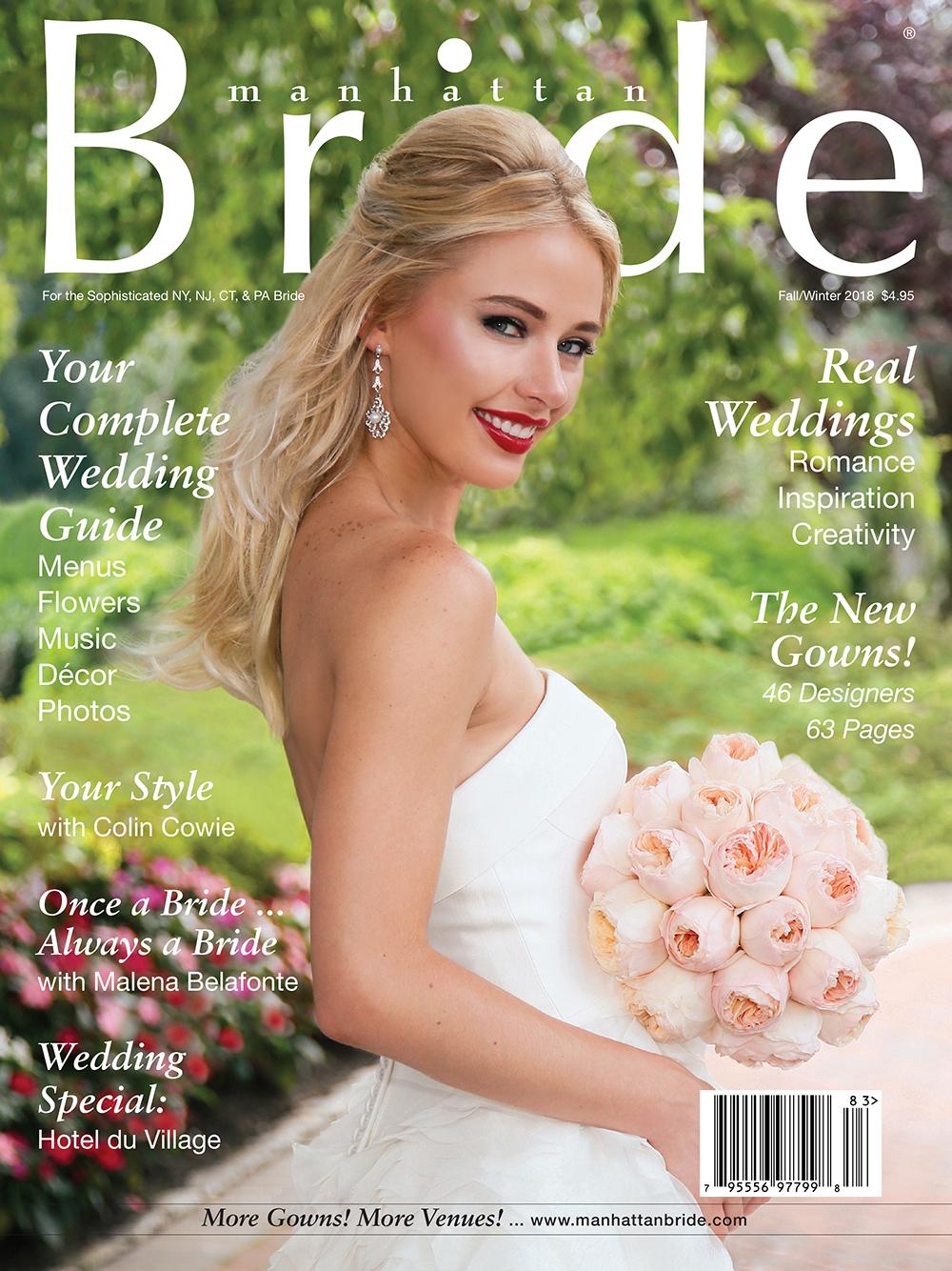 Manhattan Bride 2018