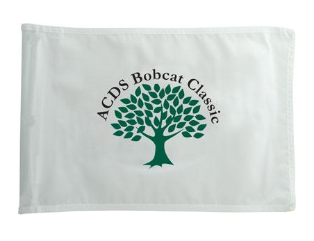 Branded Golf Flags