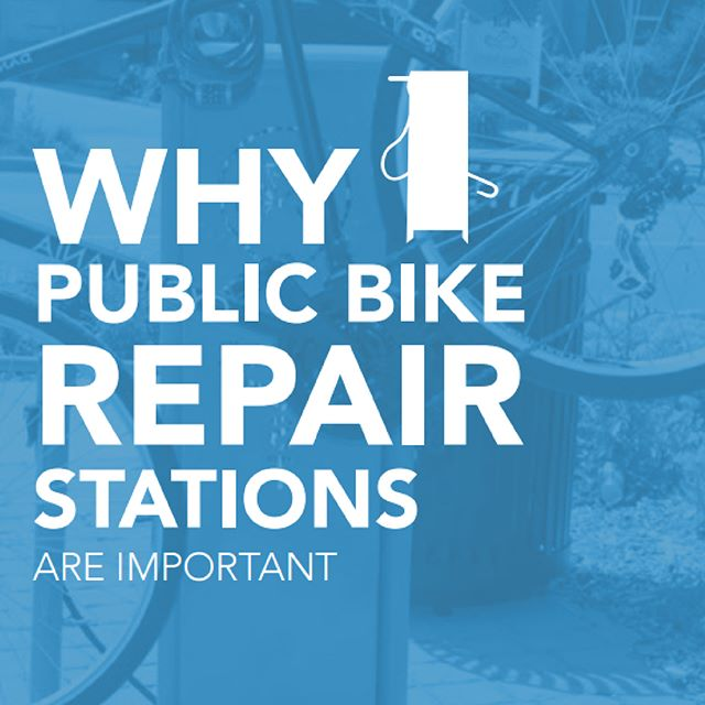 "🛠🔩 Bicycle Repair Station Guide series, Part 1/3 🔩🛠 ""Why are public bicycle repair stations important?"" (See the guide in more detail by following the link in our bio) ———————— #GoGreenspoke #bicyclerepair #repairstations #cyclelife #bikerepair #bikerepairstation #cyclecanada #bikeallday"