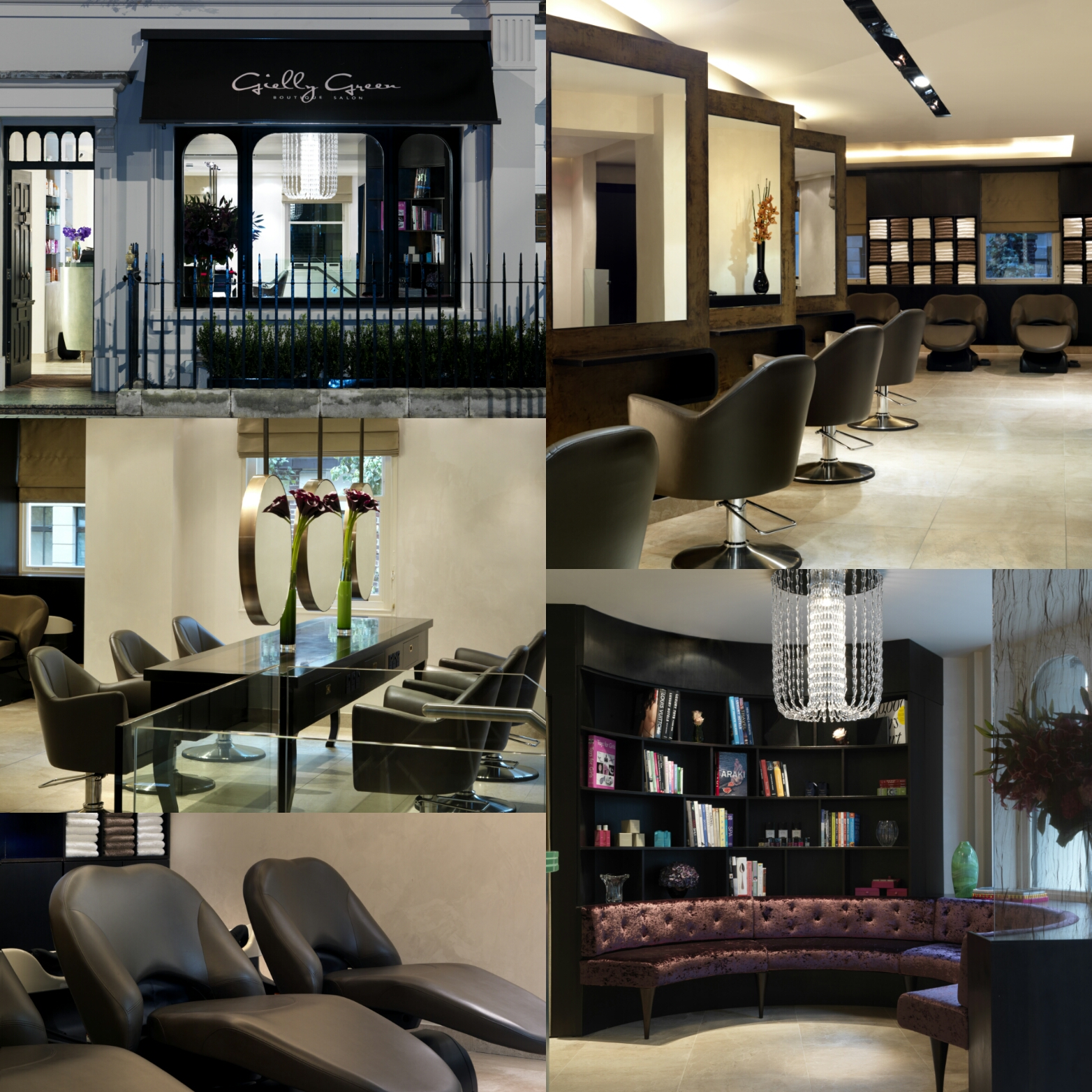 LONDON - @ GIELLY GREEN SALON BOUTIQUEAdress: 42-44 George St, Marylebone, London W1U 7ESTo book an appointment call: +44 20 7034 3060