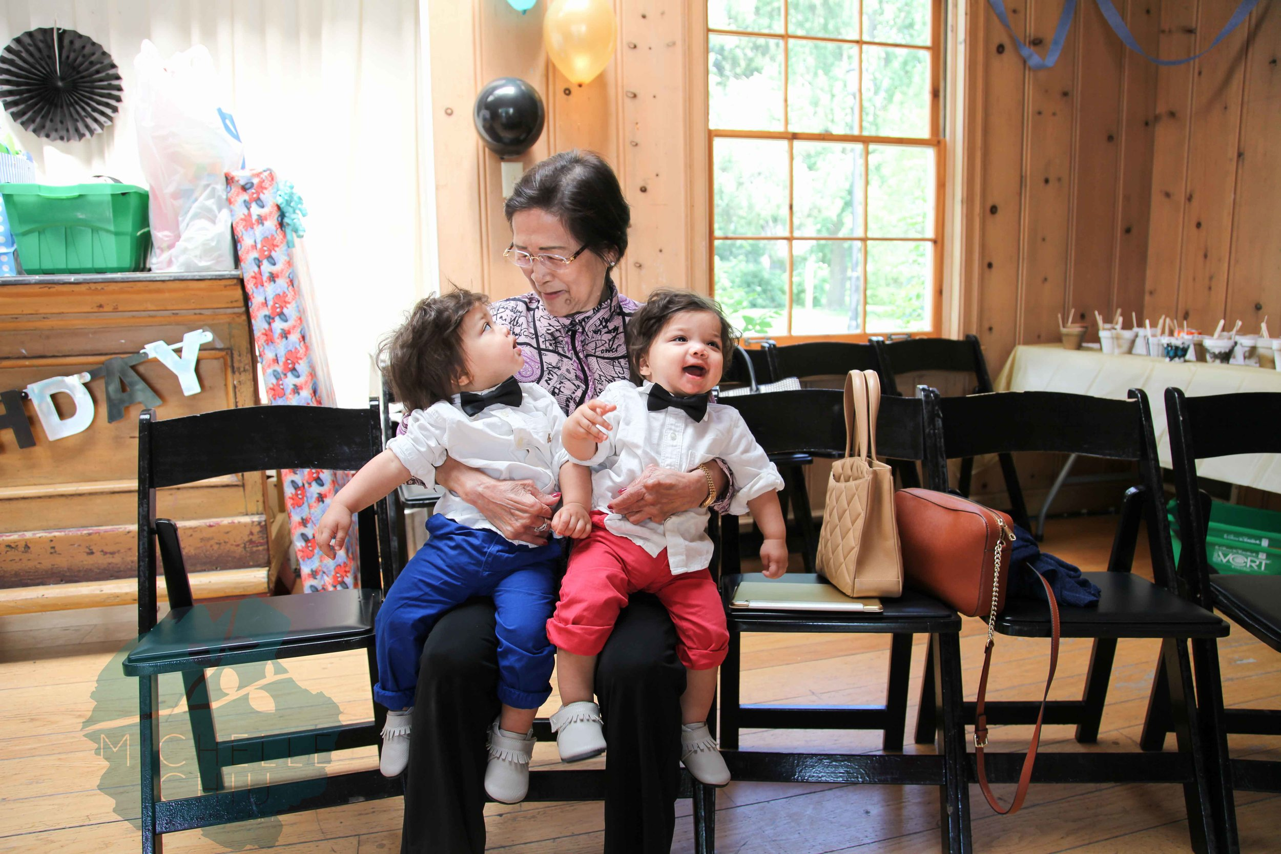 Michelle Chiu Imagery Photography Birthday Events Family Grandparents