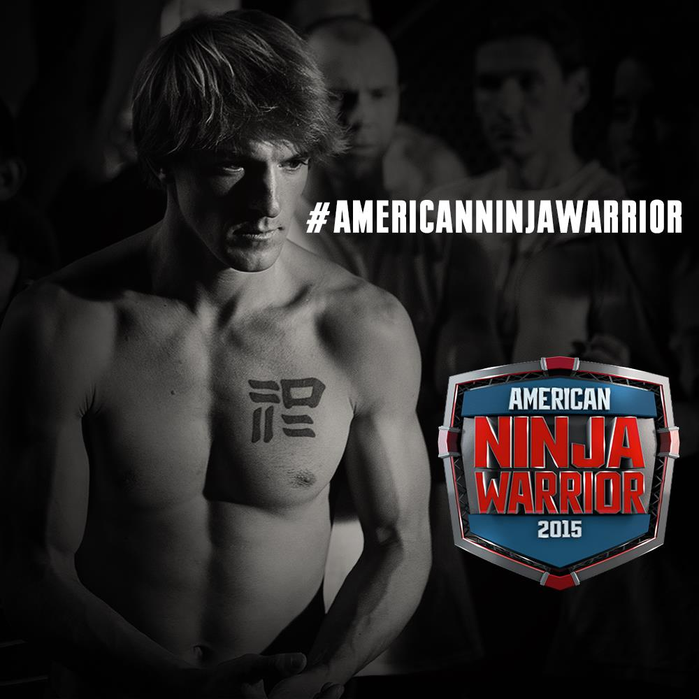 nicholas american ninja warrior