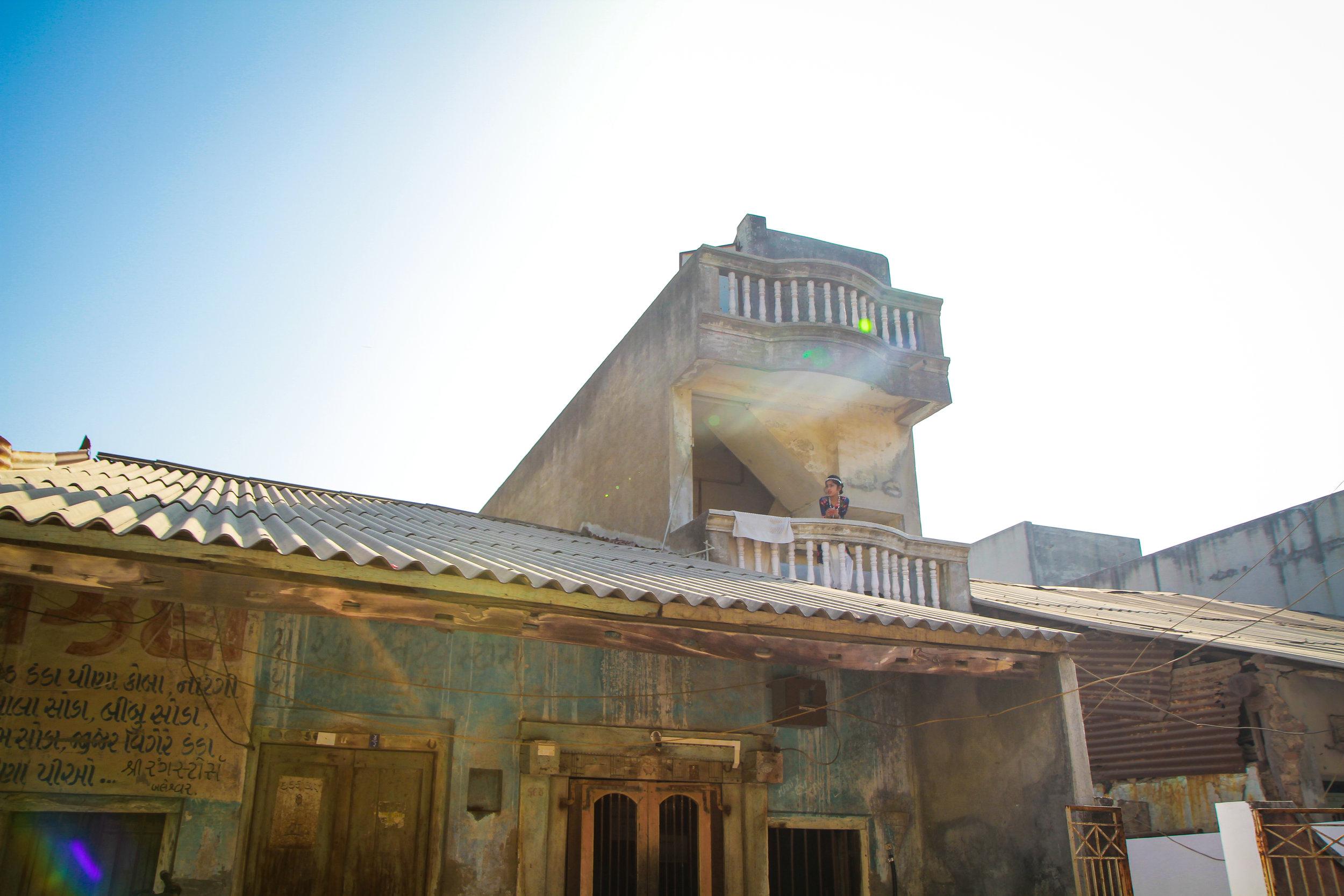 """""""Village Princess"""" Baleshwar, Gujarat, India"""
