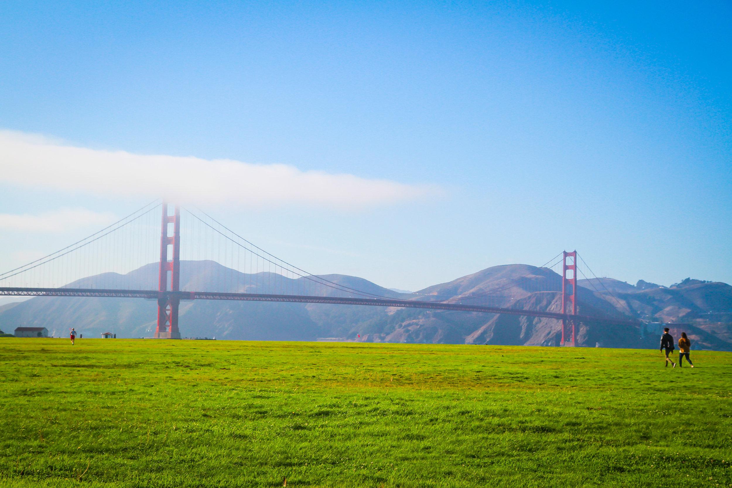 """""""Golden"""" San Francisco, CA"""