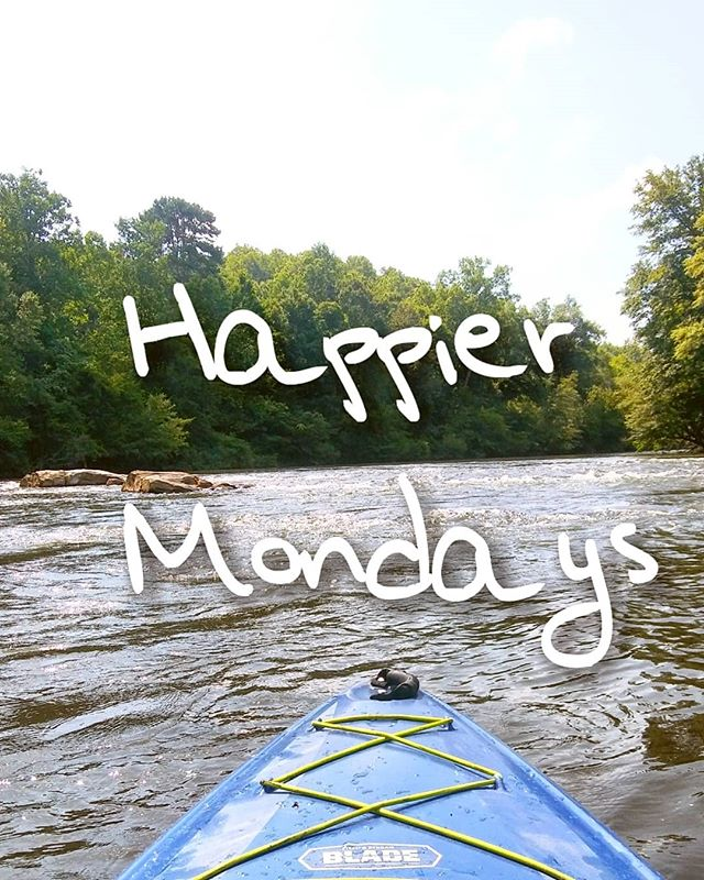 A.M. kayak trips are the happiest place on earth 🚣 💭👌 Just a friendly reminder that you can start your week doing something you love first thing in the morning. Beat the sun up and reclaim your days! Happy Monday 😊 . . . #kayaking #kayaking🚣 #kayakers #atlantaoutdoors #optoutside #findyourwild #kayakingadventures #kayaklifestyle #earlymornings #riverlife #minigetaway #instatrip #lifestyleguide #modechallenge #changeofscenery