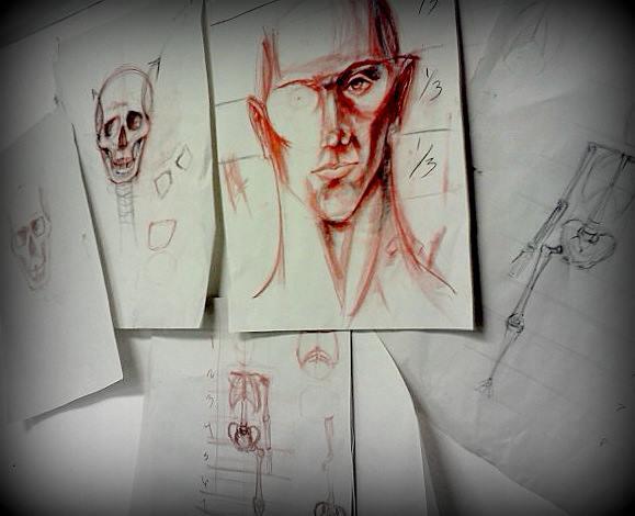 Facial Proportion demo