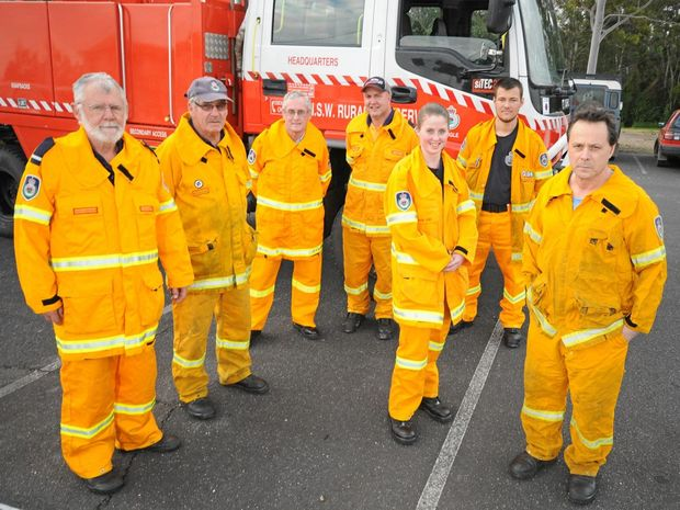 Kyogle RFS are looking forward to using their new gas barbecue which will allow them to cater at incidents, celebrate brigade milestones and at open days.