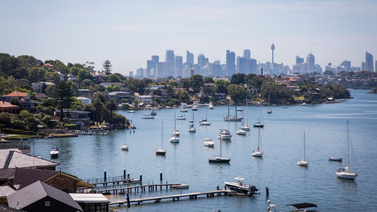 Sydney's inner-city harbour and beachside apartment blocks are the jewels in the holiday-letting crown.Photo:Anna Kucera
