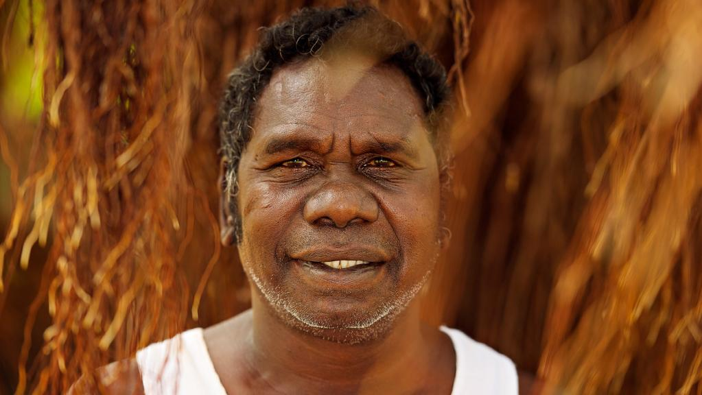 Yothu Yindi member Witiyana Marika, of the Rirratjingu clan group, says the land rights fight will go on. Picture: Michael Franchi