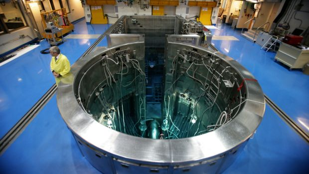 ANSTO will play a part in developing future nuclear energy technology.Photo: Sahlan Hayes