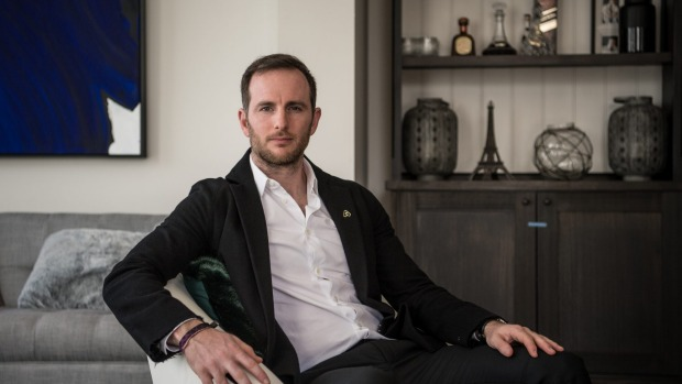 Joe Gebbia, co-founder of Airbnb, who is currently visiting Australia, claims it working with 340 cities worldwide to help collect taxes imposed on its hosts and guests and screen out listings banned by local regulation. Wolter Peeters