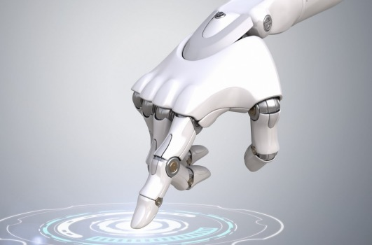 Artificial intelligence could enable the provision of economic and strategic insights. Shuttershock