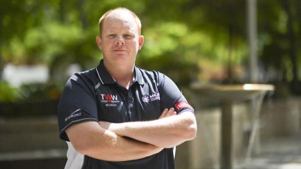 Matt Campbell.Picture: Iain Gillespie