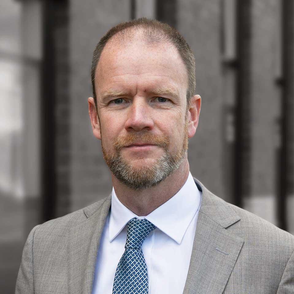 Richard O'Neill - Senior Counsel