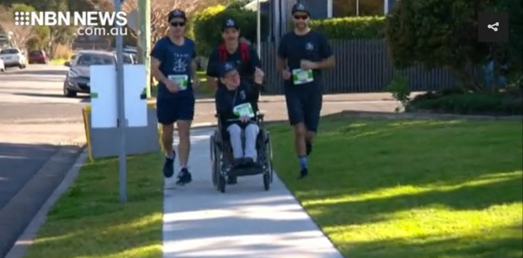 MATES WALK 'BLOODY LONG WAY' FOR FRIEND WITH MITOCHONDRIAL DISEASE.jpg