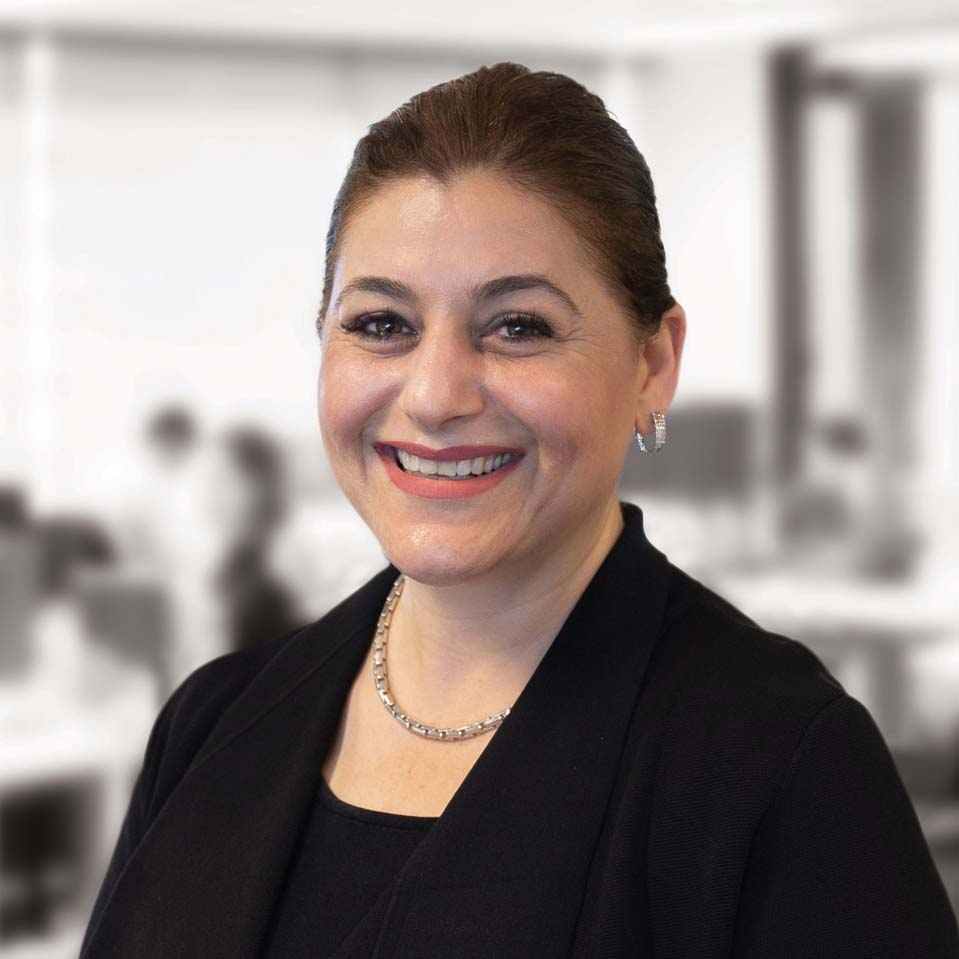 Jackie Dib - Office Manager