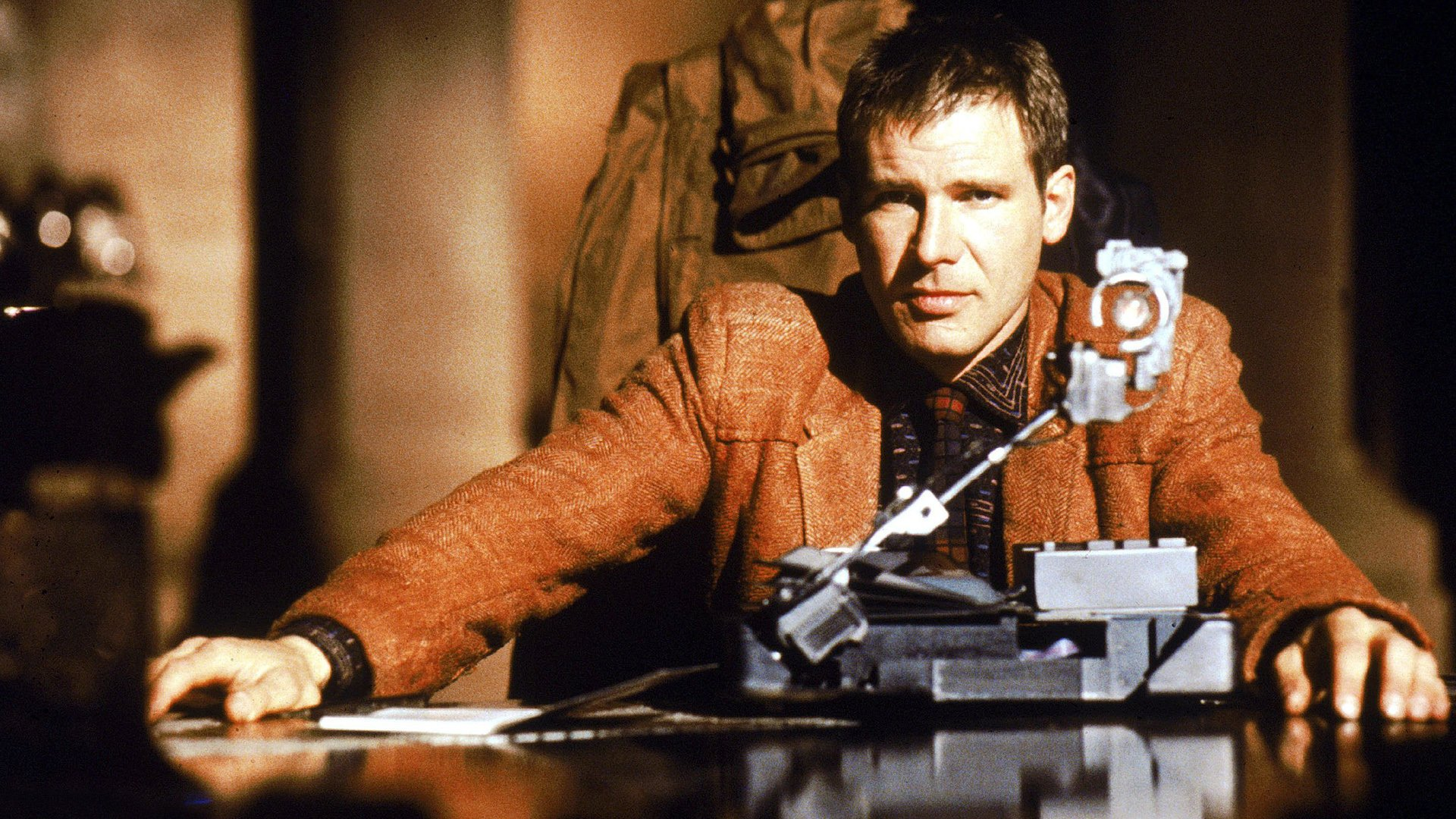 """Deckard: """"Replicants are like any other machine - they're either a benefit or a hazard. If they're a benefit, it's not my problem."""""""