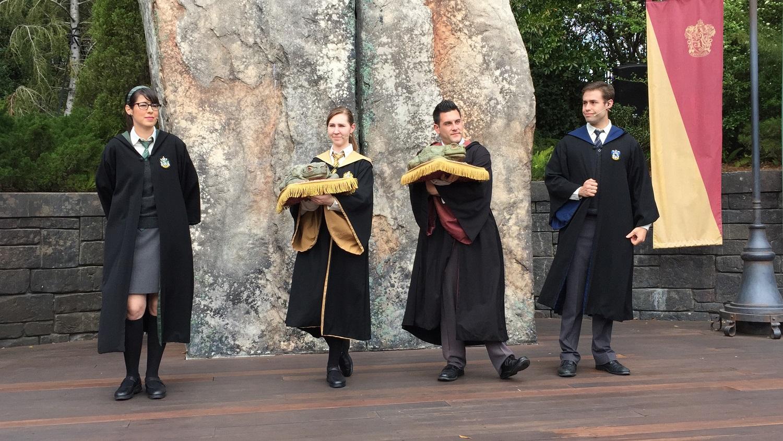 The Hogwarts Frog Choir
