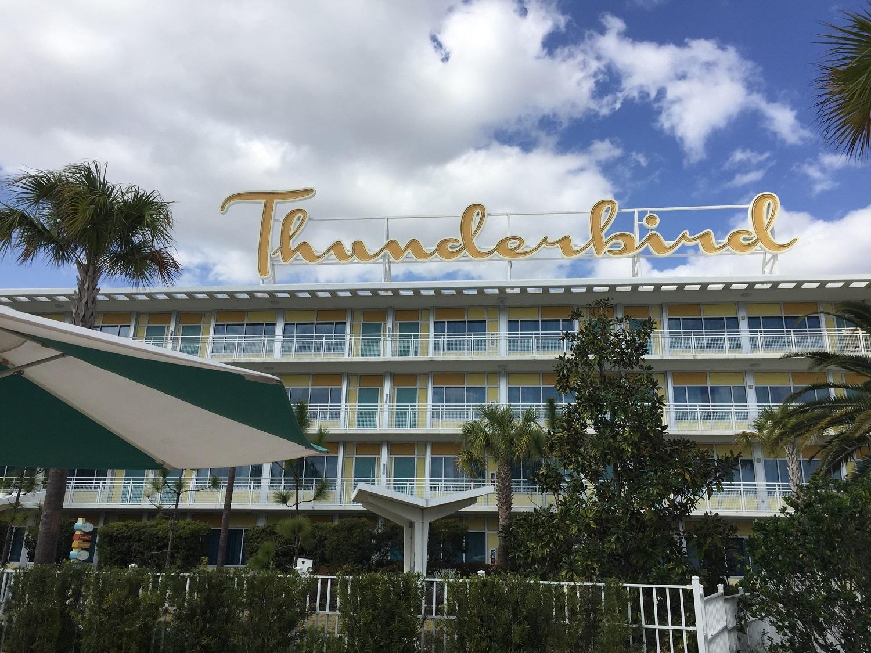 Cabana Bay Thunderbird