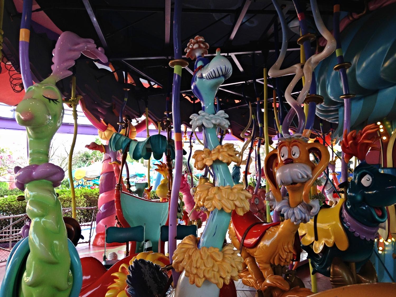 Caro-Seuss-El Creatures Ready to Ride