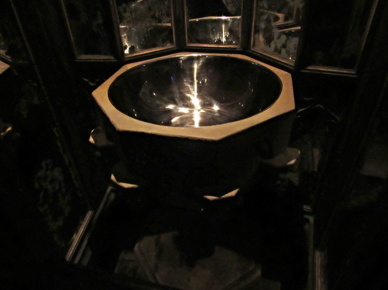 Dumbledore's Pensive Located in the Forbidden Journey Queue