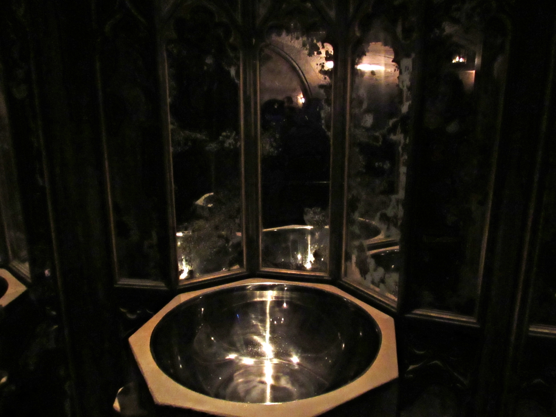 Looking into Dumbledore's Pensieve in the Forbidden Journey Queue