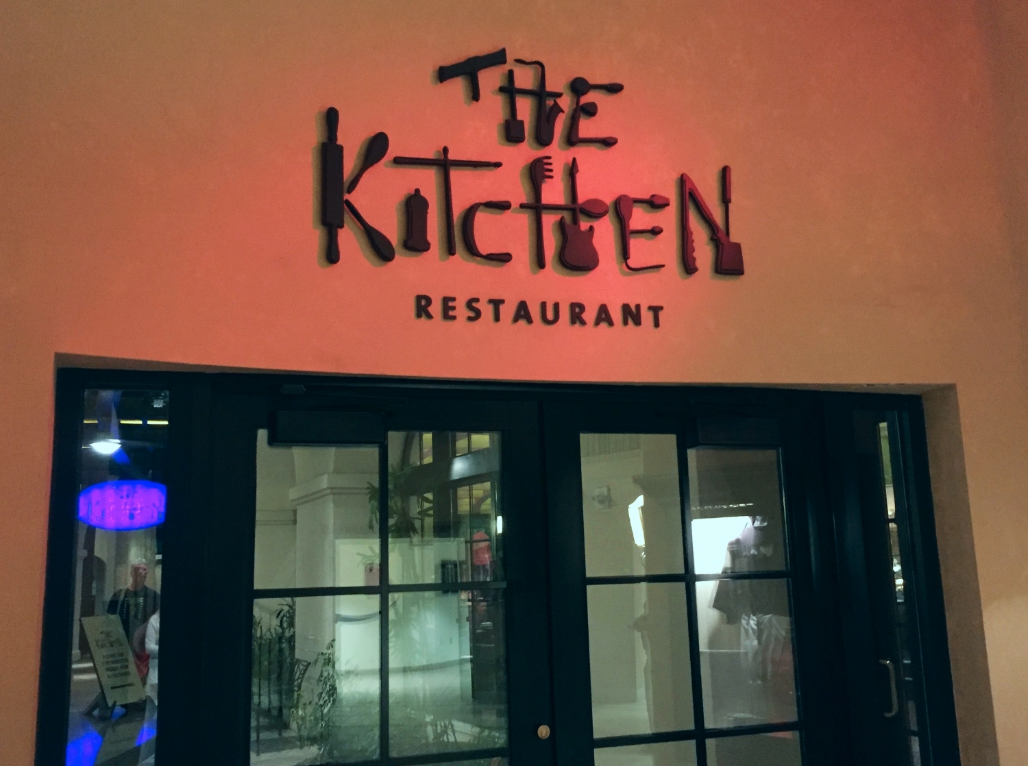 The Kitchen Restaurant in Hard Rock Hotel Orlando