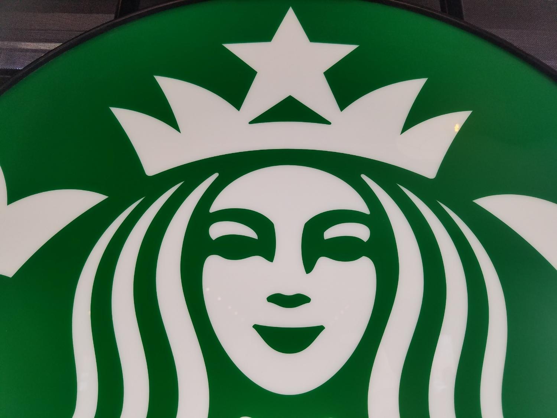 Starbucks is located near the entrance of Universal CityWalk Orlando.