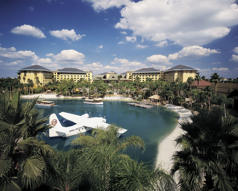 Loews Royal Pacific Resort Lagoon