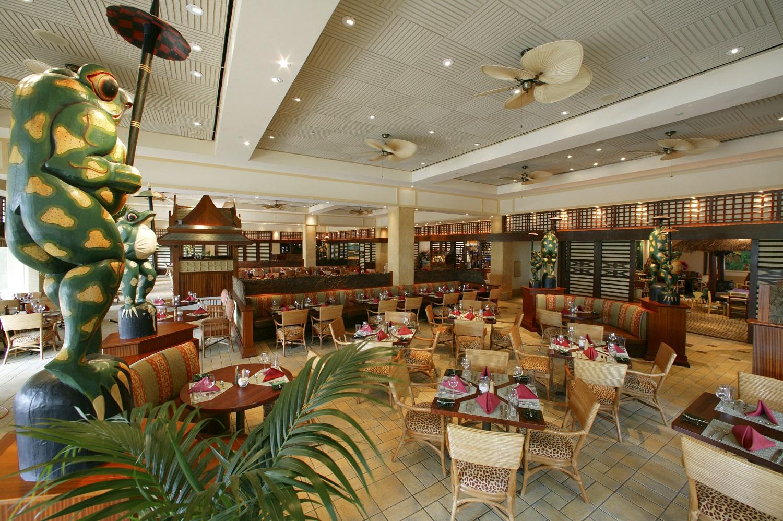 Islands Dining Room at Loews Royal Pacific Resort. Image credit: Loews Hotels.
