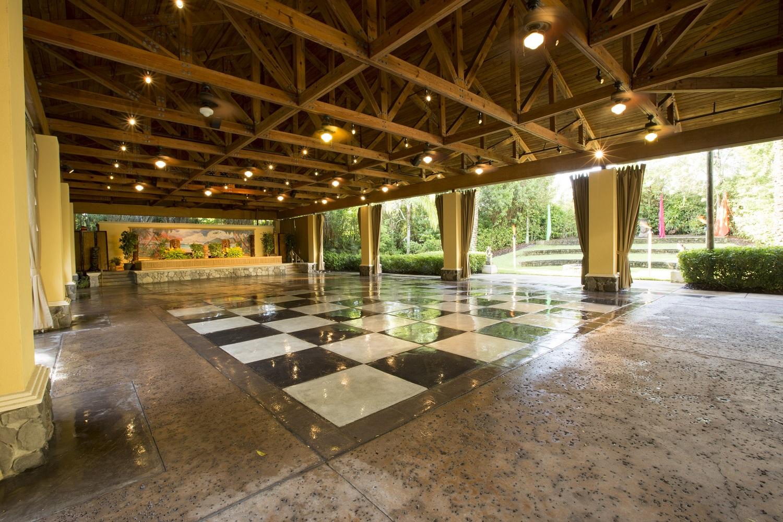 Wantilan Luau Pavilion at Loews Royal Pacific Resort. Image credit: Loews Hotels.