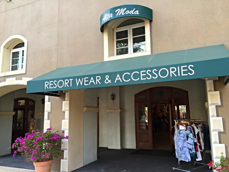 Alta Moda at Loews Portofino Bay Resort