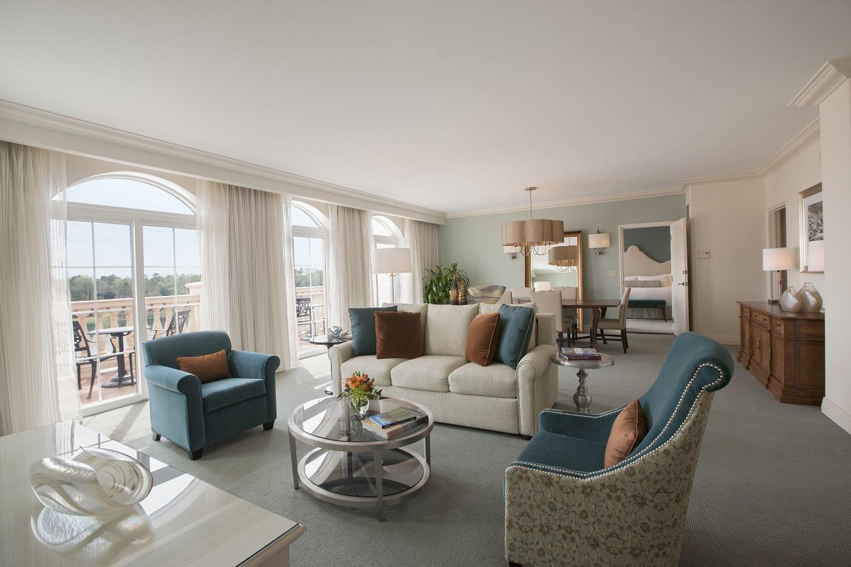 Loews Portofino Bay Resort Villa Suite.Image credit: Loews Hotels.