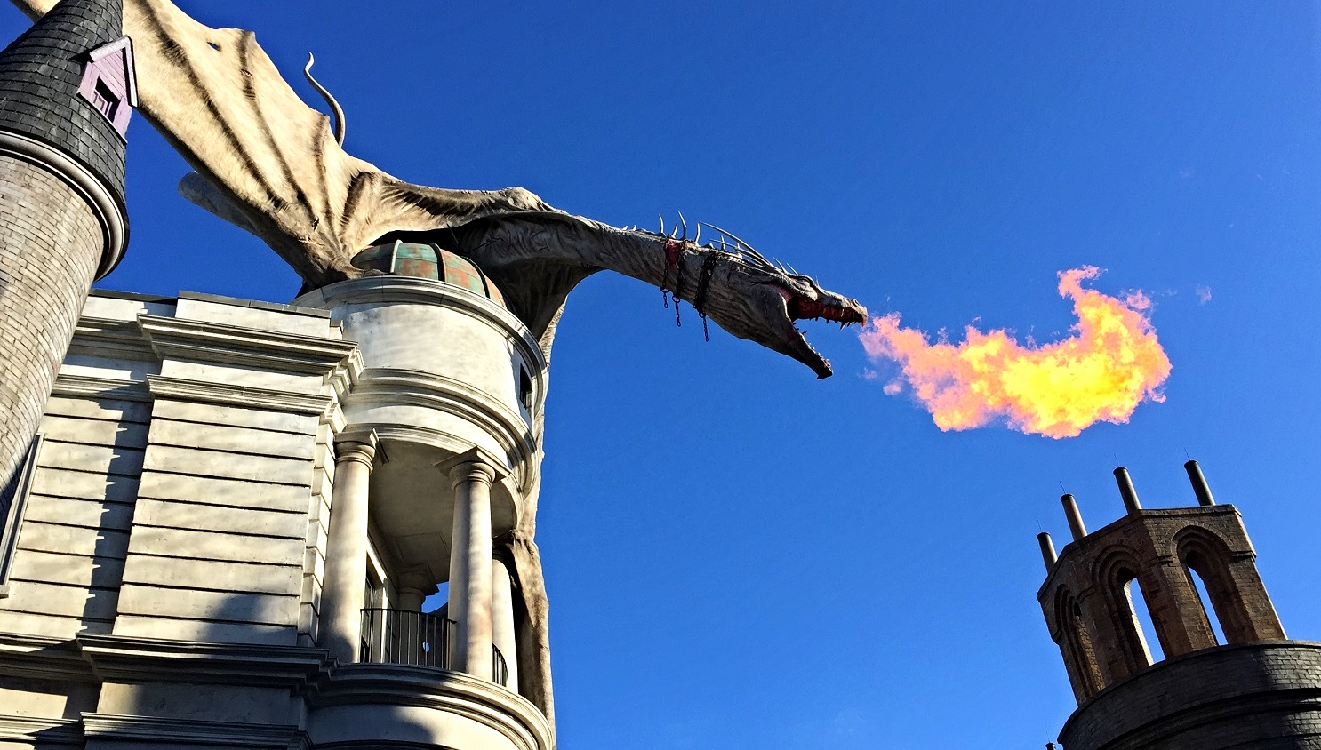The Wizarding World of Harry Potter - Diagon Alley.