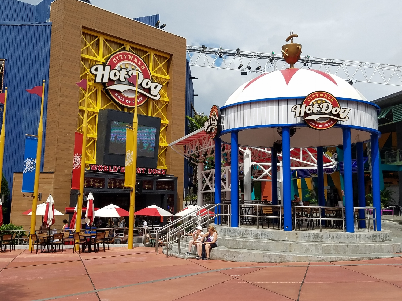 Hot Dog Hall of Fame