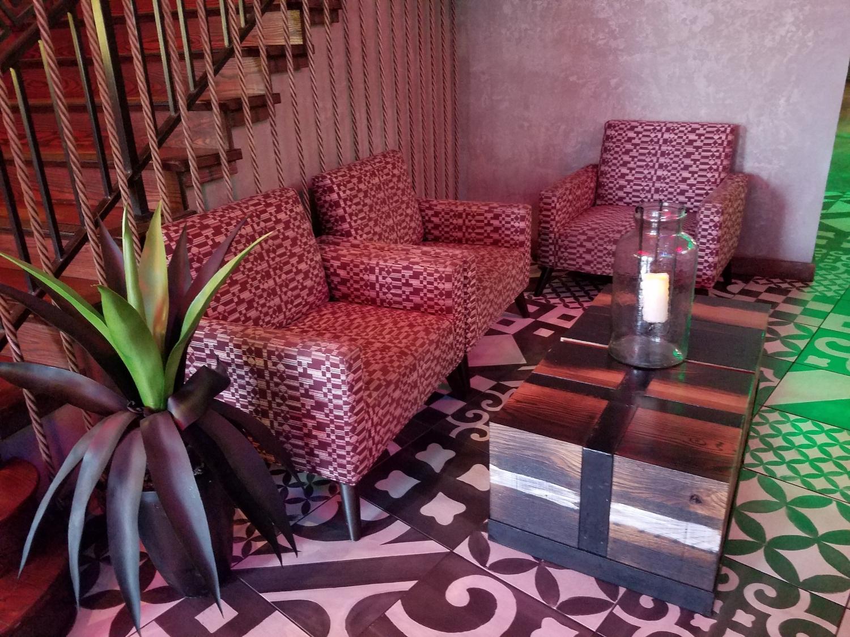Comfy Seats at Antojitos