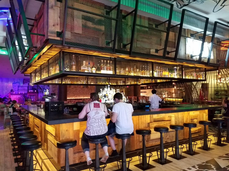 Bar at Antojitos