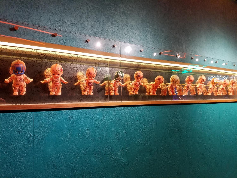 Doll Decoration at Antojitos
