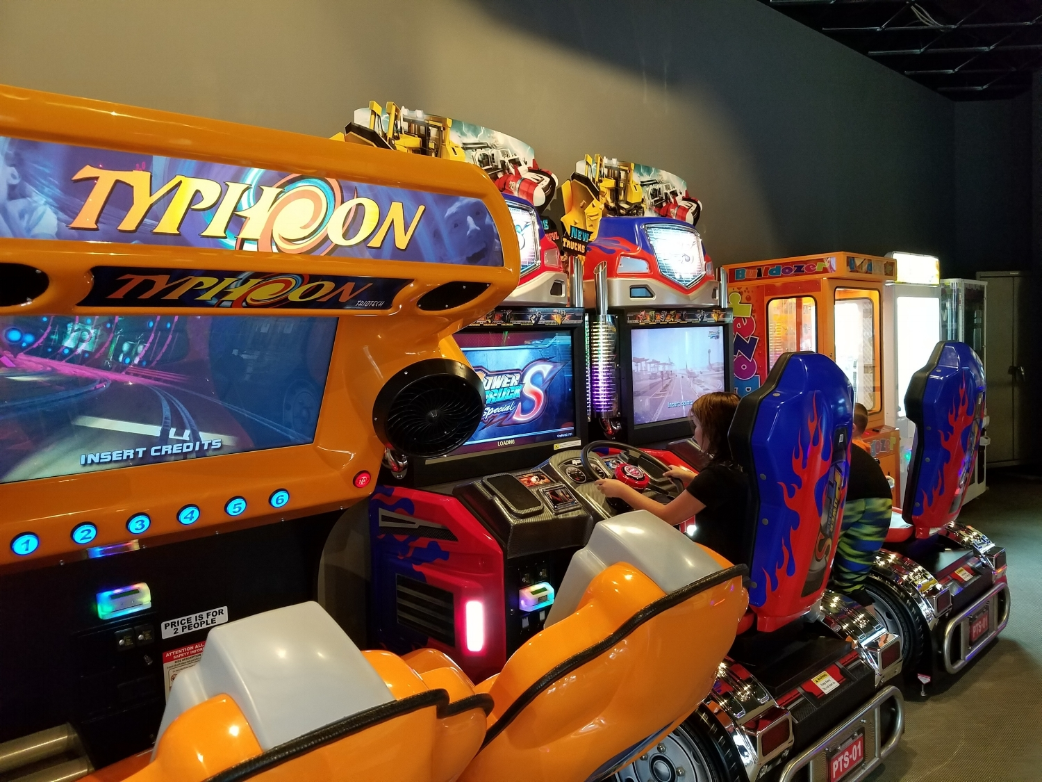Calypso Game Zone Racing Games